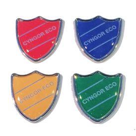 CYNGOR ECO badge